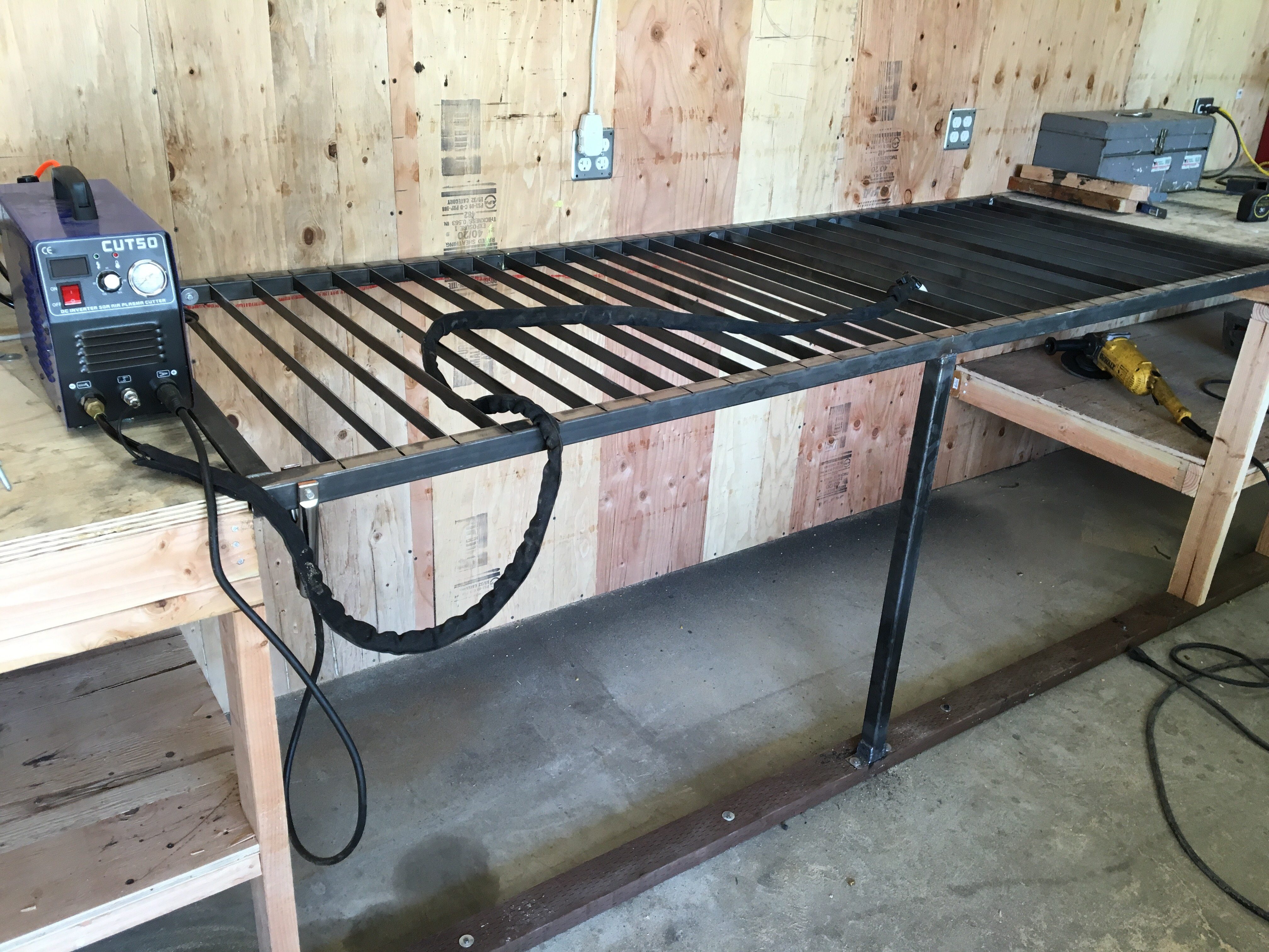 DIY Plasma Table