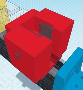 Design Process - Moving Grip - Top Cutout