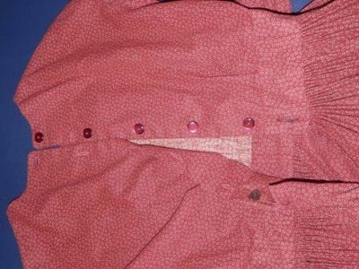 Buttons and Button Holes