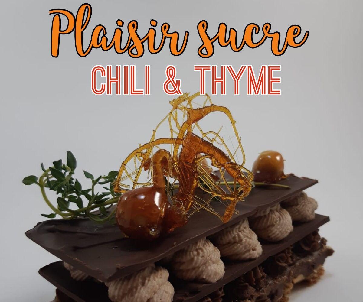 Plaisir Sucre - Chili & Thyme