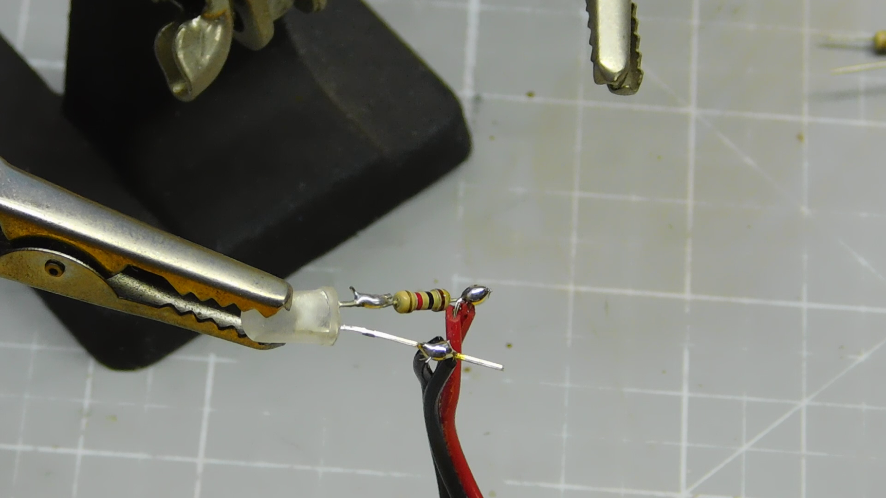 Add Some LEDs (Optional)
