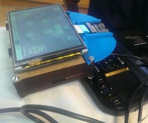 Raspberry Pi B+ Case & Camera Mount - FabLab NerveCentre