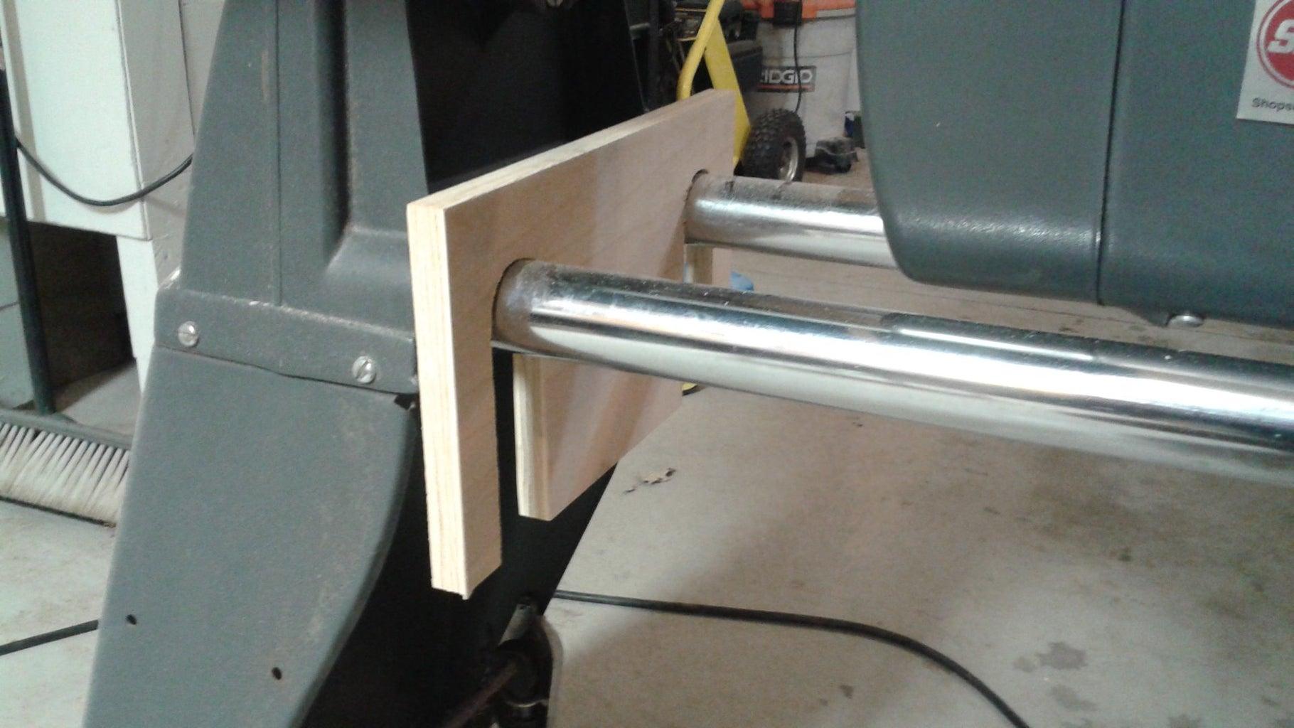 Create the Hanging Bar