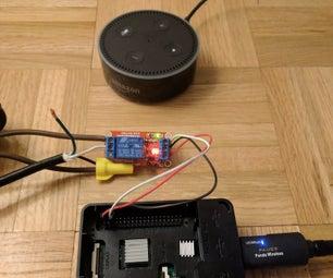 Cheap Amazon Alexa Home Automation Light Switch