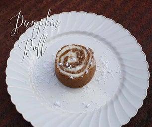 Pumpkin Roll!