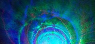 Colorful Galaxy Night Lamp