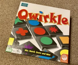How I Made the Great Game of Qwirkle Even Better!