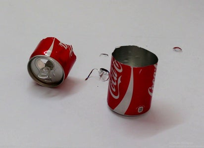 Cut the Second Can