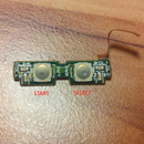 Fixing ripped off START/SELECT board ribbon cable on GameBoy Micro