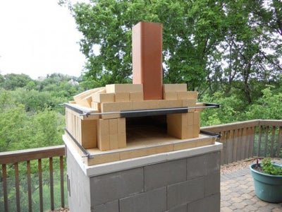 Build the Opening and Chimney
