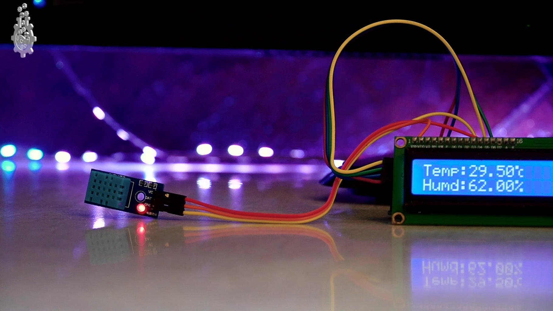 (optional) LCD Example