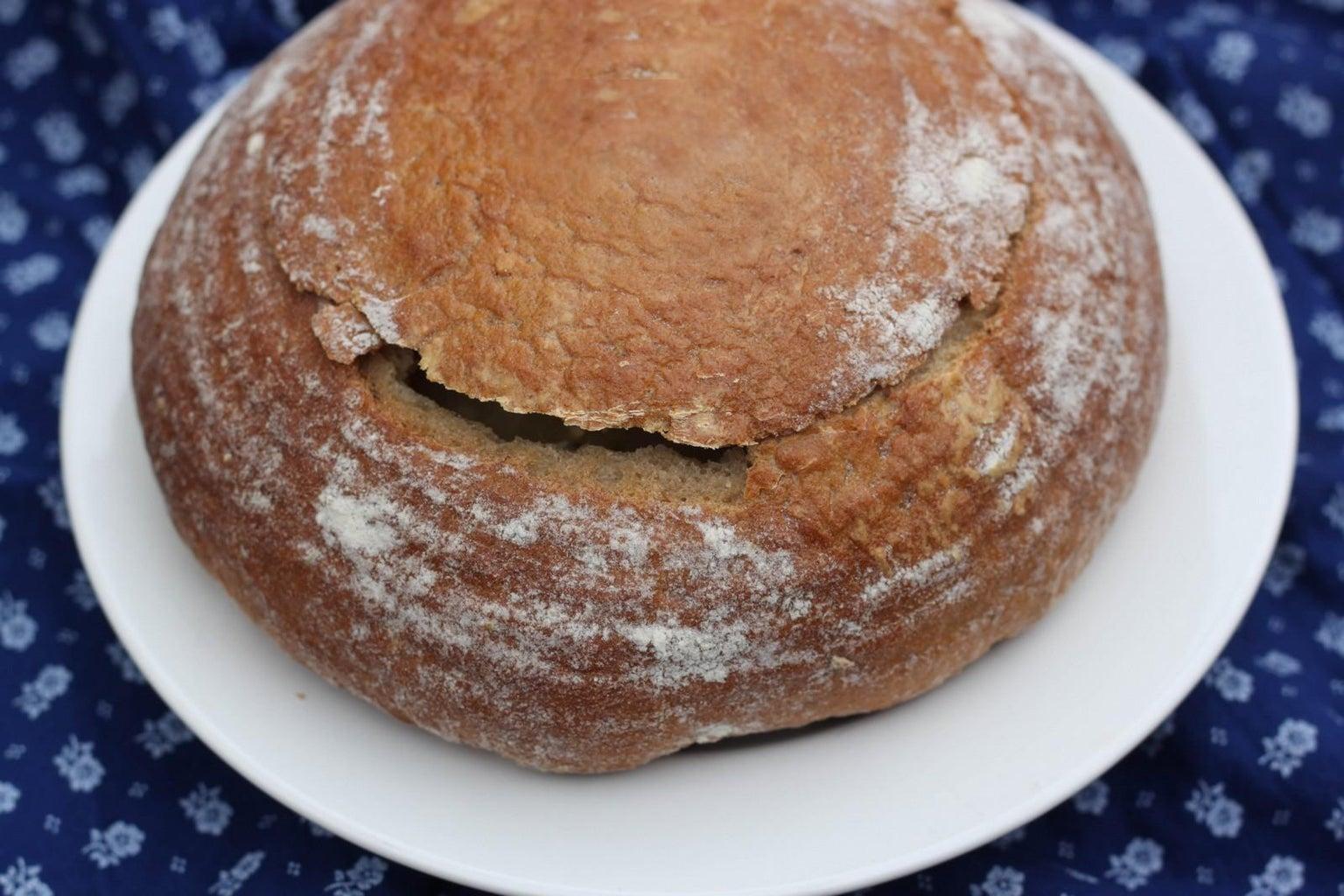 Prepare the Bread and Serve