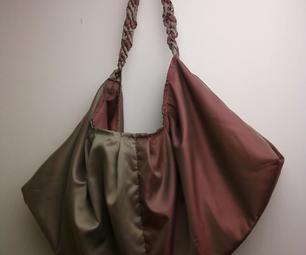 Large Reversible Over the Shoulder Bag