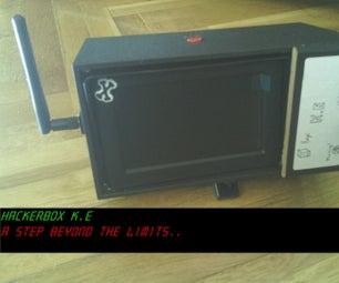 HacKErBox K.E (RPi-2 Based)