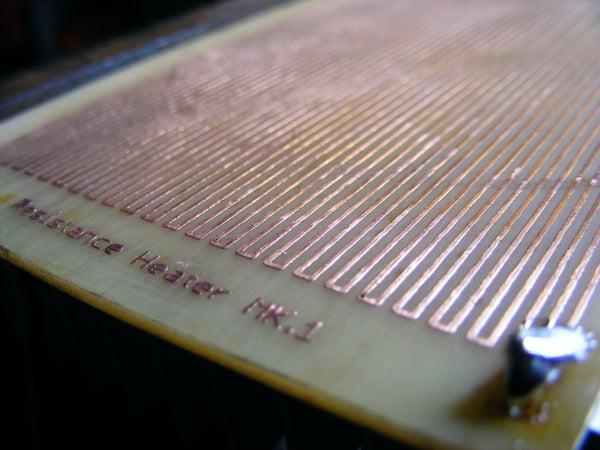 PCB Heater (Diy Joule Heating)
