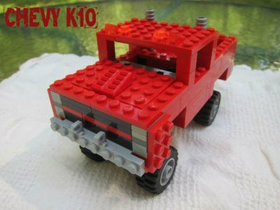 Awesome LEGO Chevy K-10