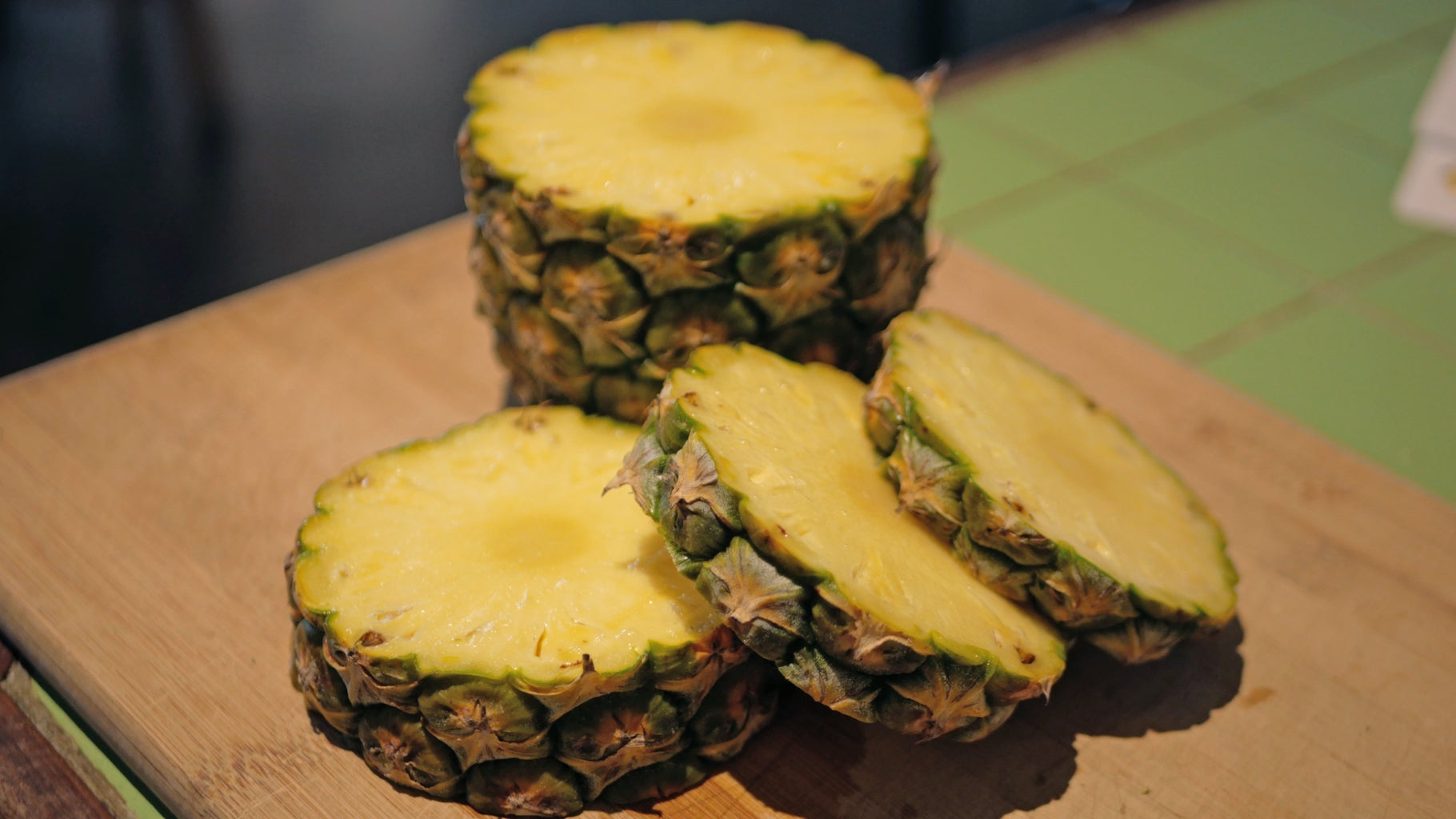 Prepare the Pineapple