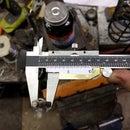 Convert a (broken) Digital Caliper to Vernier