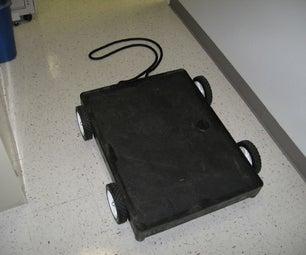 Low-Profile Utility Cart