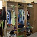 Closet/shelves/divider thingy