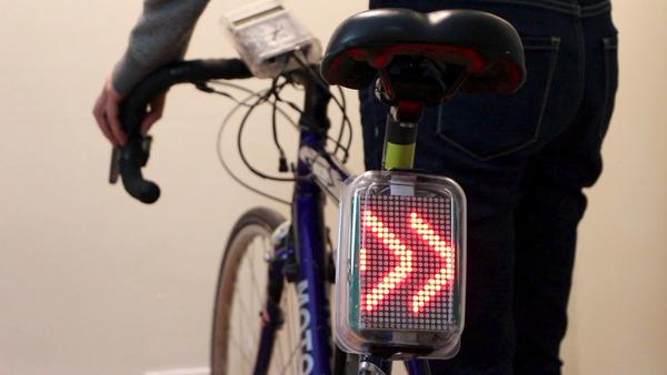 LED Turning Indicators and Strobe
