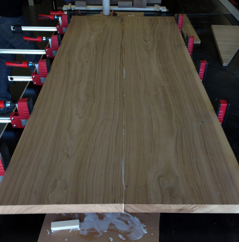 Building the Table Top