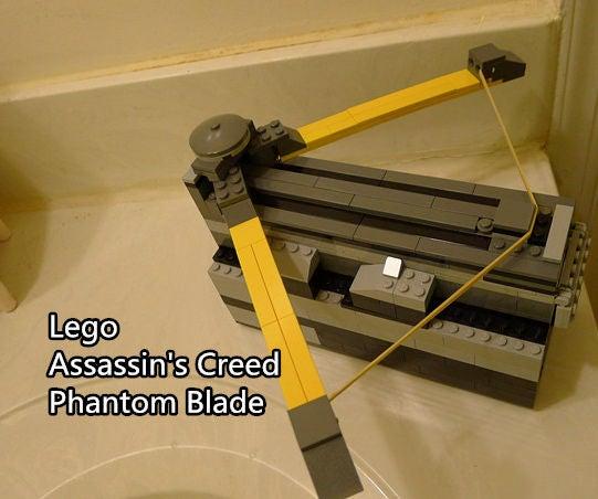 Lego Assassin's Creed Phantom Blade