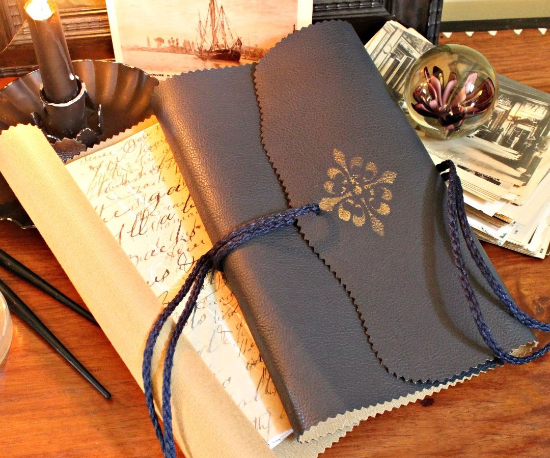 Easy Bound Journal DIY