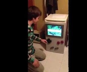 Game Boy Fridge - the Cold Boy