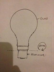 Preparing the Glass Bulb (Stage 1)