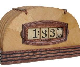 Numechron Digital Clock