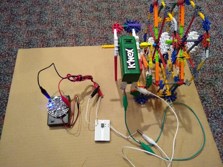 Adding an External Arduino Controller