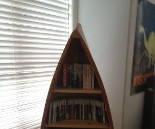 Canoe Bookself