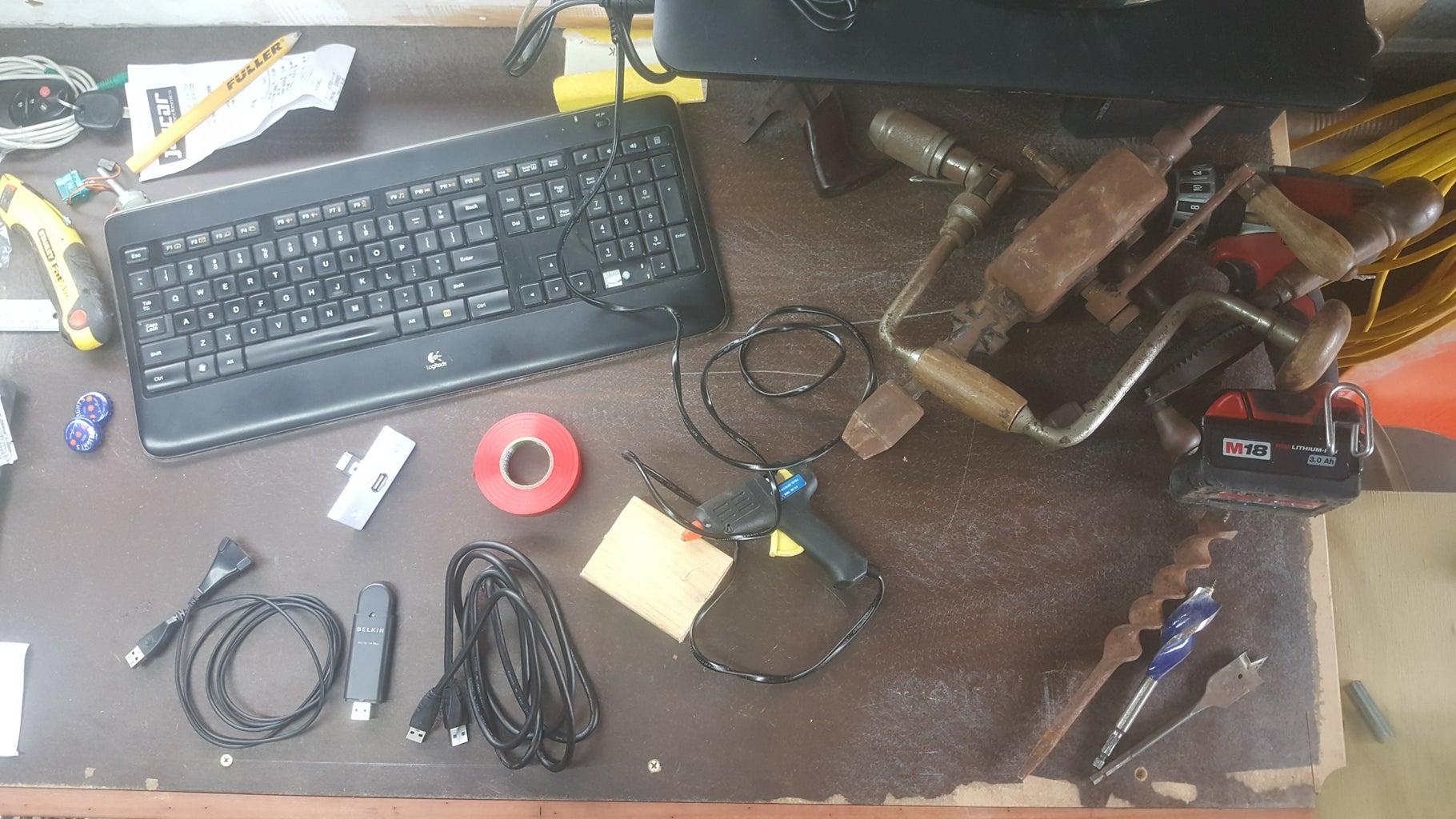 Scenario and Equipment