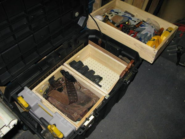 Stanley Work Box Hack
