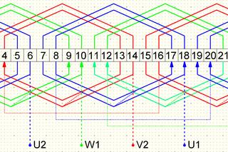 Norm  a inlocui  urub diagram of electric motor winding.pdf ...
