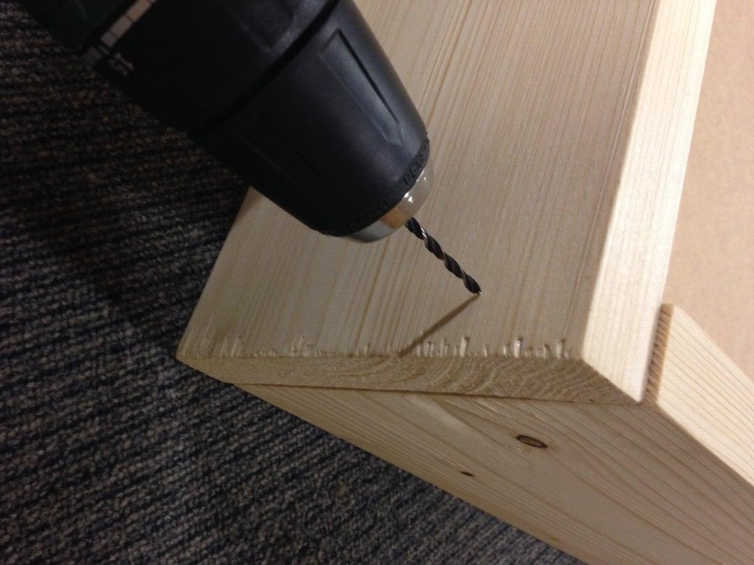 Screw and Glue
