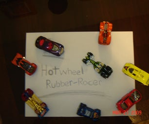 Hotwheel Rubber-Racer!