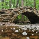 Stone Bridge: How to Build a Roman Arch Bridge