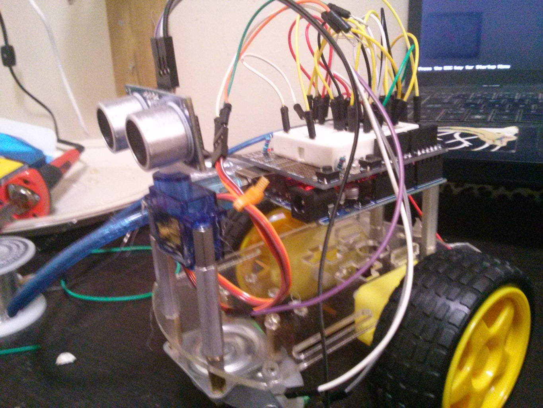 Arduino Robot in 5 Mins