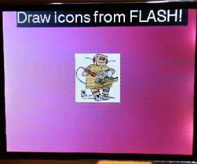 Arduino - TFT Display of Icons and Images From FLASH Memory