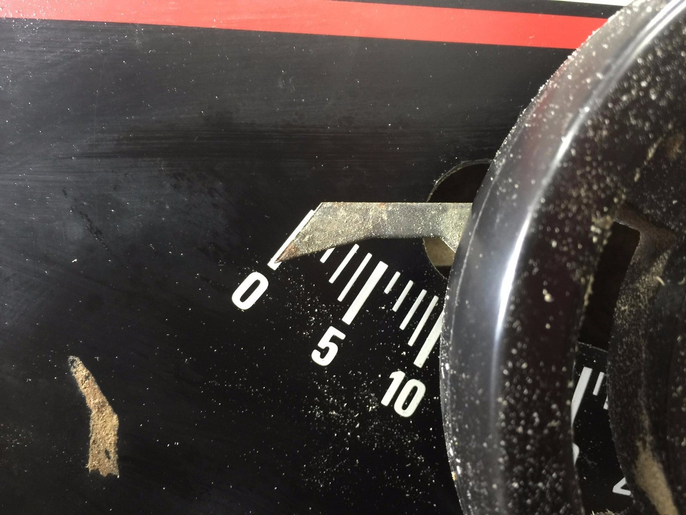 Check Your 90 Degree Bevel Stop