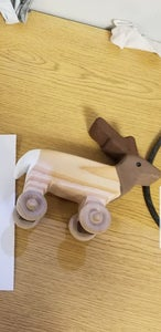 Step 6: Painting Your Toy and Gluing Axles/Attaching Wheels