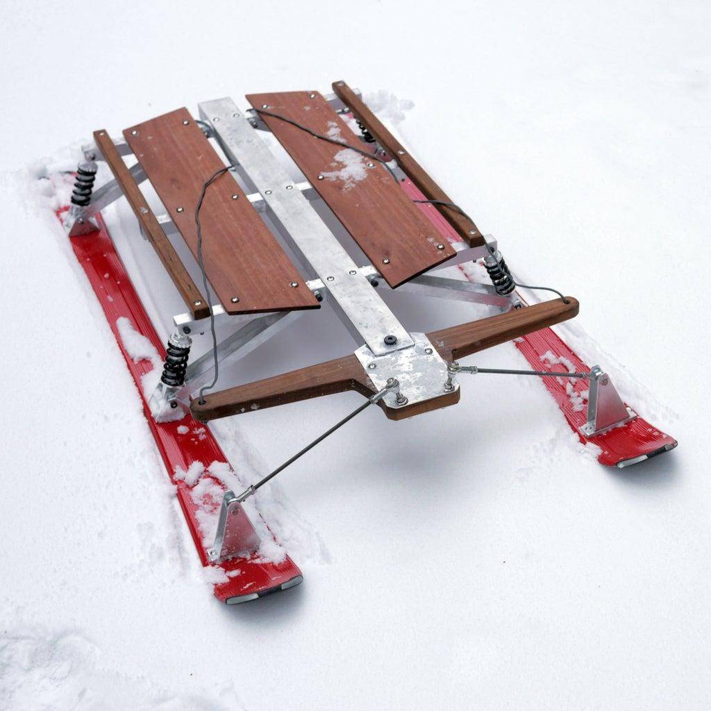 The Ski Sled