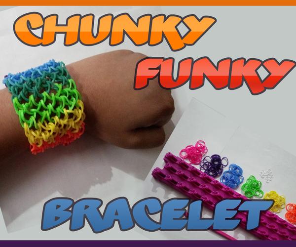 Chunky - Funky Bracelet