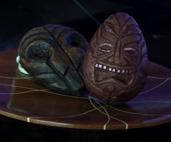 Easter Tiki Egg
