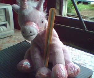 Magic Unicorn Teeth Polisher