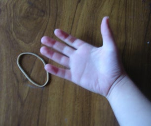 How to Shoot a Rubber Band the Easy Way
