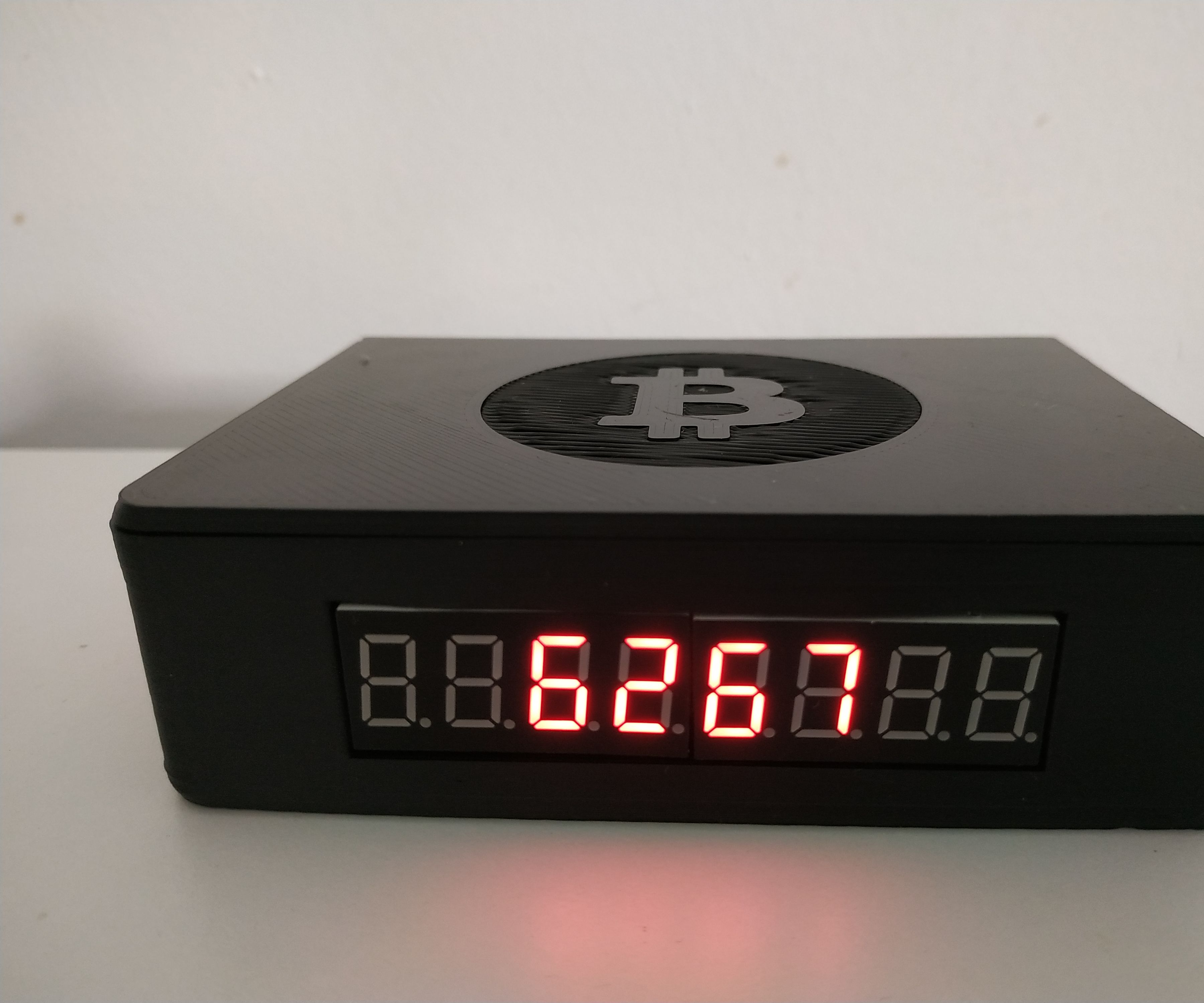 Simple Bitcoin Ticker - Overview