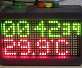 Colorful Countdown Clock for Tight Timeline Management
